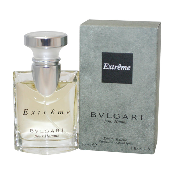 BV46M - Bvlgari Extreme Eau De Toilette for Men - Spray - 1 oz / 30 ml