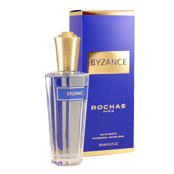 BZ73 - Byzance Relaunched Eau De Toilette for Women - New Packaging - 3.4 oz / 100 ml Spray