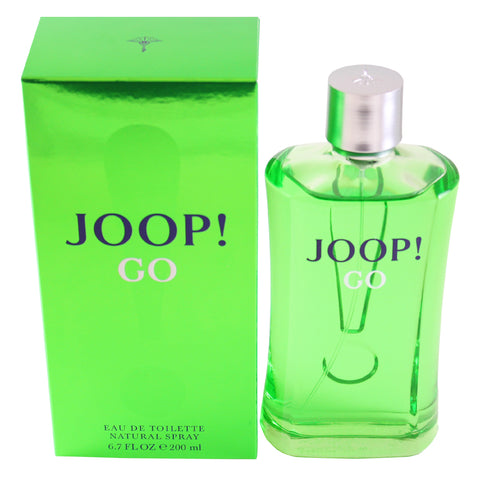 JOG14M - Joop Go Eau De Toilette for Men - 6.7 oz / 200 ml Spray