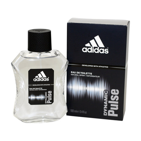 ADI2M - Adidas Dynamic Pulse Eau De Toilette for Men - 3.4 oz / 100 ml Spray