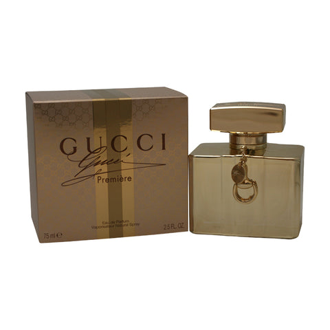 GPR25 - Gucci Premiere Eau De Parfum for Women - 2.5 oz / 75 ml Spray