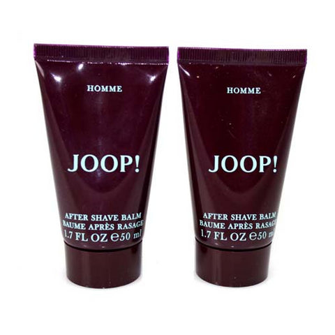 JO45M - Joop Homme Aftershave for Men - 2 Pack - Balm - 1.7 oz / 51 ml