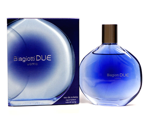 BIAD19M - Biagiotti Due Uomo Eau De Toilette for Men - Spray - 3 oz / 90 ml