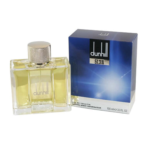 DU218M - Dunhill 51.3 N Eau De Toilette for Men - 3.3 oz / 100 ml Spray