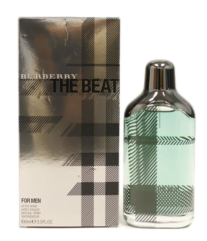 BUB55M - Burberry The Beat Aftershave for Men - 3.3 oz / 100 ml