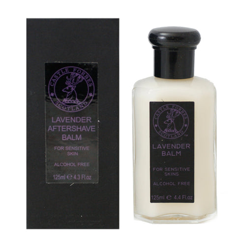 CF62M - Castle Forbes Lavender Aftershave for Men - Balm - 4.3 oz / 125 ml