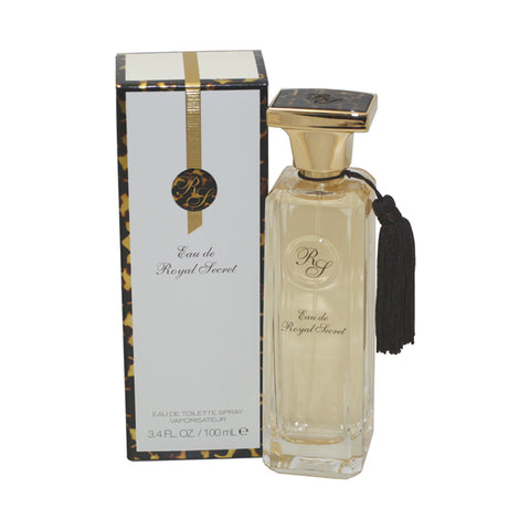 ERS34 - Eau De Royal Secret Eau De Toilette for Women - 3.4 oz / 100 ml Spray