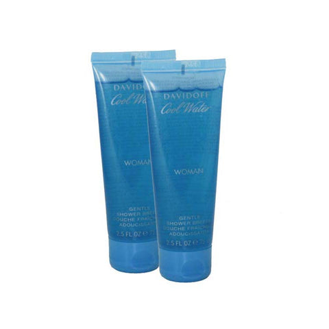 COS25 - Zino Davidoff Cool Water Shower Breeze for Women 2.5 oz / 75 ml - Unboxed