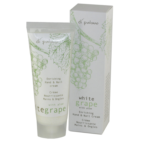 DP13 - White Grape With Aloe Hand & Nail Cream for Women - 2.5 oz / 75 ml