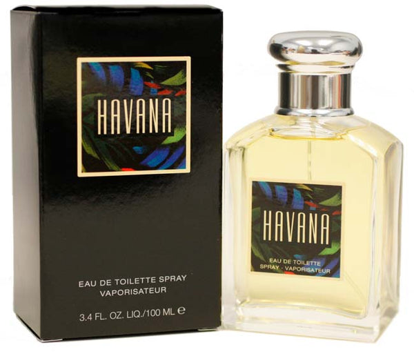 HAV17M - Havana Eau De Toilette for Men - 3.4 oz / 100 ml Spray