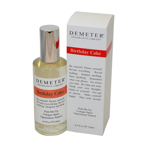 DEM2W-P - Birthday Cake Cologne for Women - 4 oz / 120 ml Spray