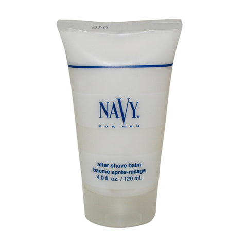 NAV40M - Navy Aftershave for Men - 4 oz / 120 ml Balm Unboxed