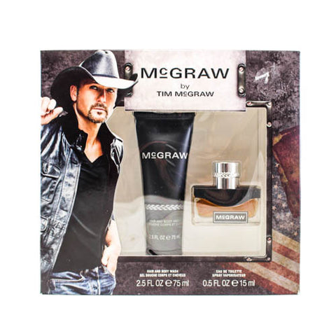MGS14M - Mcgraw Southern Blend 2 Pc. Gift Set For Men