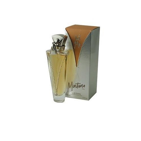 JU13 - Montana Just Me Eau De Toilette for Women - Spray - 1.7 oz / 50 ml
