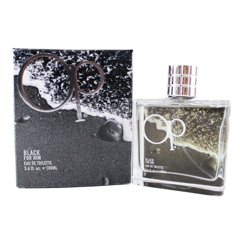 OPB34M - Op Black Eau De Toilette for Men - 3.4 oz / 100 ml Spray