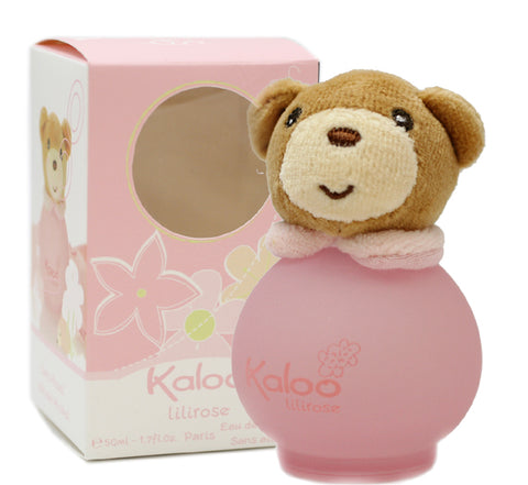 KAL148 - Kaloo Lilirose Parfum for Women - Spray - 1.7 oz / 50 ml