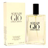AC55M - Giorgio Armani Acqua Di Gio Eau De Toilette for Men | 3.4 oz / 100 ml (Refill) - Spray
