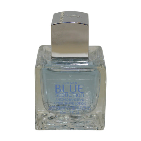 ABS68U - Blue Seduction Aftershave for Men - Lotion - 1.7 oz / 50 ml - Unboxed