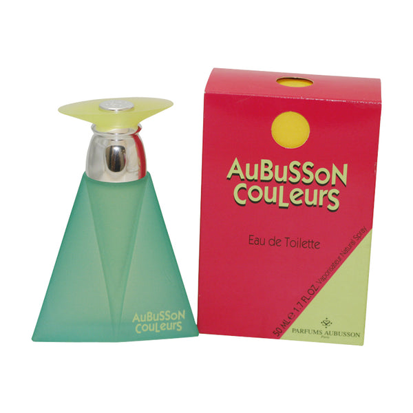 AUB11W-F - Aubusson Couleurs Eau De Toilette for Women - 1.7 oz / 50 ml Spray