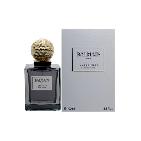 BAG25 - Balmain Ambre Gris Eau De Parfum for Women - Spray - 3.3 oz / 100 ml