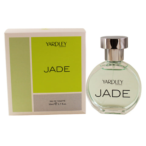 YAJ11 - Yardley Jade 2015 Edition Eau De Toilette for Women - Spray - 1.7 oz / 50 ml