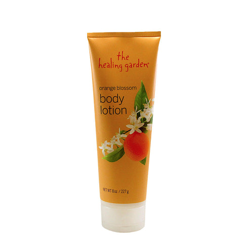 HGOB9 - The Healing Garden Orange Blossom Body Lotion for Women - 8 oz / 227 g