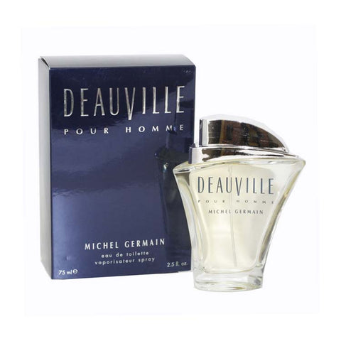 DEA75M - Deauville Eau De Toilette for Men - 2.5 oz / 75 ml Spray