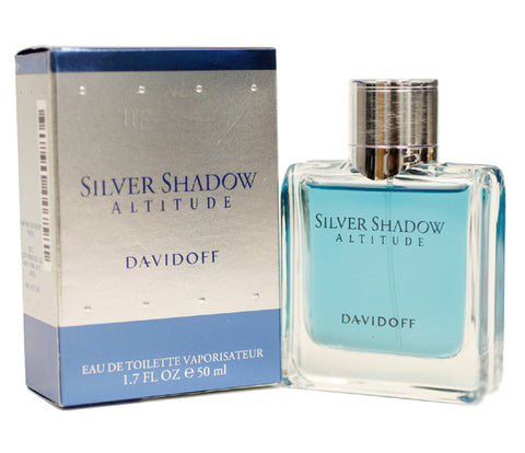 SLA14M - Silver Shadow Altitude Eau De Toilette for Men - 1.7 oz / 50 ml Spray
