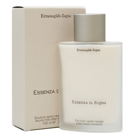 ESC25 - Essenza Di Zegna Aftershave for Men - 3.3 oz / 100 ml - Alcohol Free