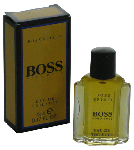 BO422M - Hugo Boss Boss Spirit Eau De Toilette for Men | 0.17 oz / 5 ml (mini)