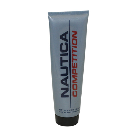 NA29M - Nautica Competition Shower Gel for Men - 4.2 oz / 125 ml