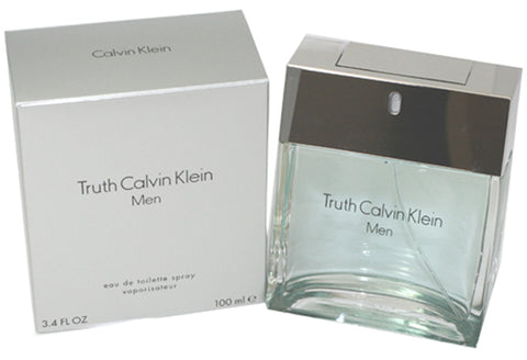 TR91M - Truth Eau De Toilette for Men - 3.4 oz / 100 ml Spray