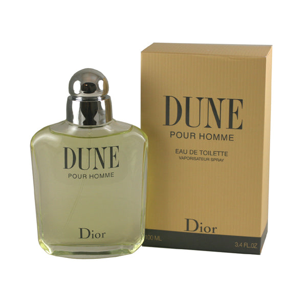 DU13M - Dune Eau De Toilette for Men - 3.4 oz / 100 ml Spray