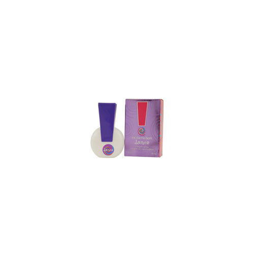 Exclamation Dance Cologne By Coty 99perfumecom