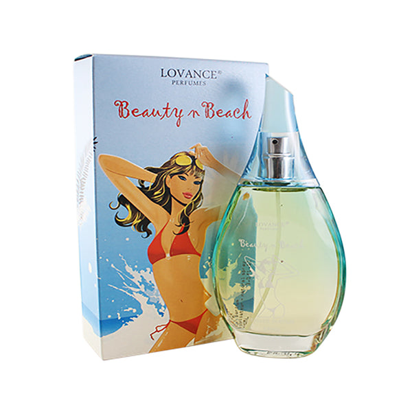 BNB34 - Beauty N Beach Eau De Parfum for Women - 3.4 oz / 100 ml Spray