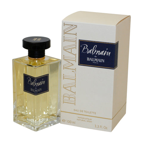 BA377 - Balmain De Balmain Eau De Toilette for Women - Spray - 3.4 oz / 100 ml