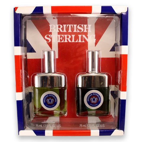 BR39M - british Sterling 2 Pc. Gift Set For Men