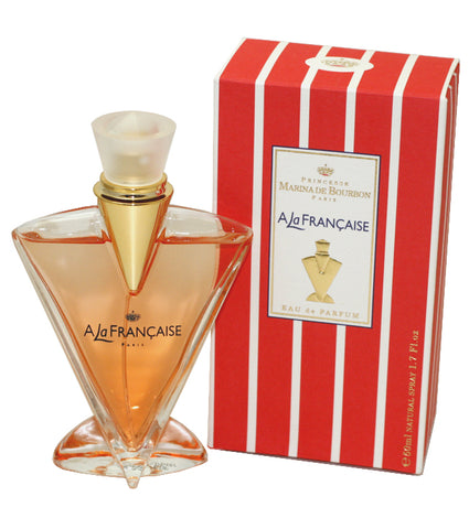 ALAW2-P - A La Francaise Eau De Parfum for Women - Spray - 1.7 oz / 50 ml
