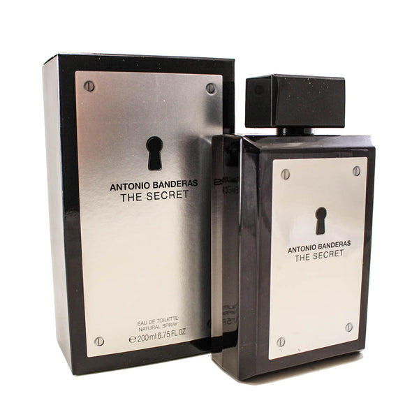 ANTS01 - The Secret Eau De Toilette for Men - 6.75 oz / 200 ml Spray