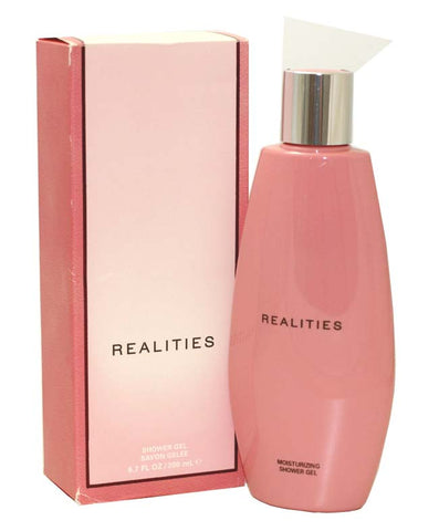 REA26 - Realities Shower Gel for Women - 6.7 oz / 200 ml