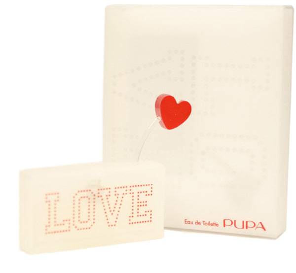 PUPL12 - Pupa Love Eau De Toilette for Women - Spray - 1 oz / 30 ml