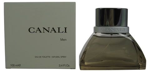 CAN12M - Canali Eau De Toilette for Men - Spray - 3.4 oz / 100 ml