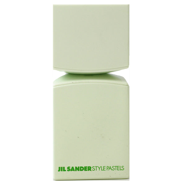 SPB58 - Jil Sander Style Pastels Tender Green Eau De Parfum for Women - Spray - 1.7 oz / 50 ml