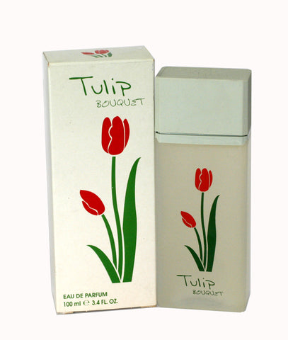 TB45 - Tulip Bouquet Eau De Parfum for Women - Spray - 3.4 oz / 100 ml - Original
