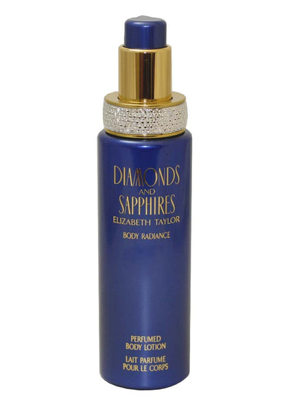 DI14 - Diamonds & Sapphires Body Lotion for Women - 6.8 oz / 200 ml - Unboxed