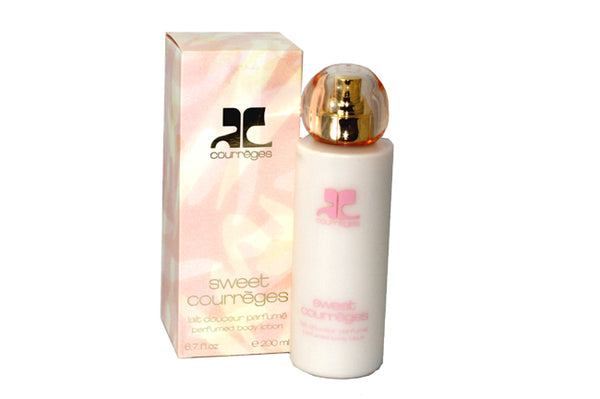 COU67 - Sweet Courreges Body Lotion for Women - 6.7 oz / 200 ml