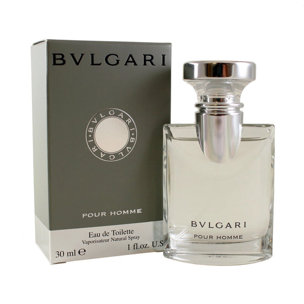 BV12M - Bvlgari Pour Homme Eau De Toilette for Men - Spray - 1 oz / 30 ml