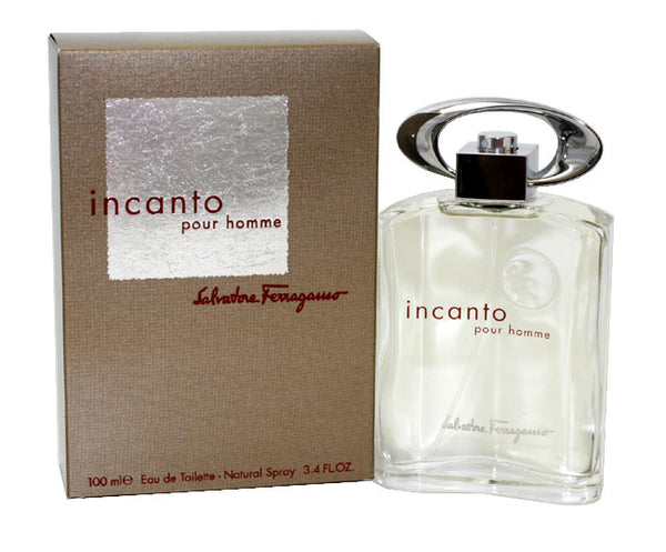 INC1M - Incanto Eau De Toilette for Men - 3.4 oz / 100 ml Spray