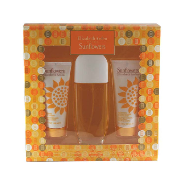 SU20 - Sunflowers 3 Pc. Gift Set for Women