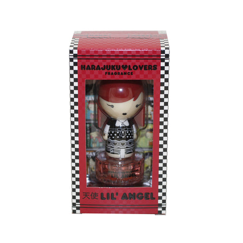 HJW33 - Harajuku Lovers Wicked Style Lil Angel Eau De Toilette for Women - 0.33 oz / 10 ml Spray
